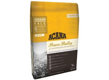 Acana Classics All Breeds Prairie Poultry сухой корм для собак всех пород с домашней птицей