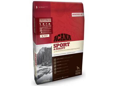 Acana Heritage All Breeds Sport&Agility сухой беззерновой корм для собак всех пород с высоким уровнем активности с домашней птицей