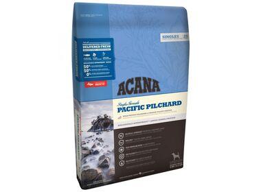 Acana Singles All Breeds Pacific Pilchard сухой беззерновой корм для собак всех пород с чувствительным пищеварением гипоаллергенный с сардиной