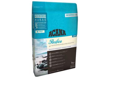 Acana Regionals Pacifica For Cat&Kitten сухой беззерновой корм для котят и кошек с рыбой