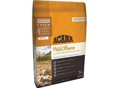 Acana Regionals All Breeds Wild Prairie сухой беззерновой корм для собак всех пород с домашней птицей