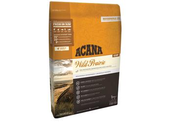 Acana Regionals Wild Prairie For Cat&Kitten сухой беззерновой корм для котят и кошек с цыпленком